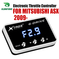 Car Electronic Throttle Controller Racing Accelerator Potent Booster For MITSUBISHI ASX 2009 2016 2017 2018 2019 Tuning Parts