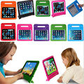 Shockproof Kids Handle Stand EVA Foam Case Cover for iPad Air2/Air for iPad 5/6 For iPad Pro+Screen Film Best Gift for Children