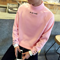 2016 New Arrival Spring Autumn Men Hoodies Sweatshirts High Quality Slim Fit 5XL Sweatshirt Men Brand-Clothing Hot Sale
