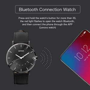 Image 5 - 레노버 스마트 시계 패션 쿼츠 시계 시계 지능형 알림 50M 방수 긴 배터리 수명 스포츠 Smartwatch