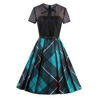 Sisjuly Women Summer Black Dress Solid A Line Organza Dresses Knee Length Round Neck Dress Girls