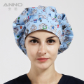 Lovely sheep  Bon Cap scrub hats Wonmen's  hats suitable for long  hair with comfortable doctor hats nurse hat
