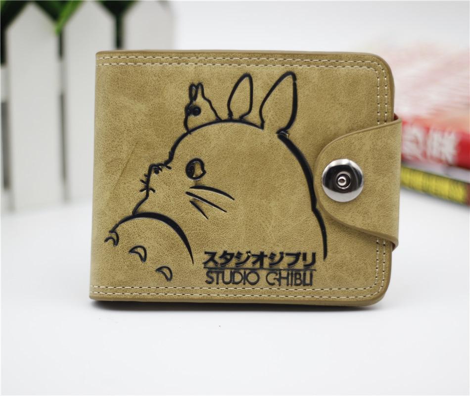 font b anime b font My Neighbor Totoro wallet cosplay billfold men and women students