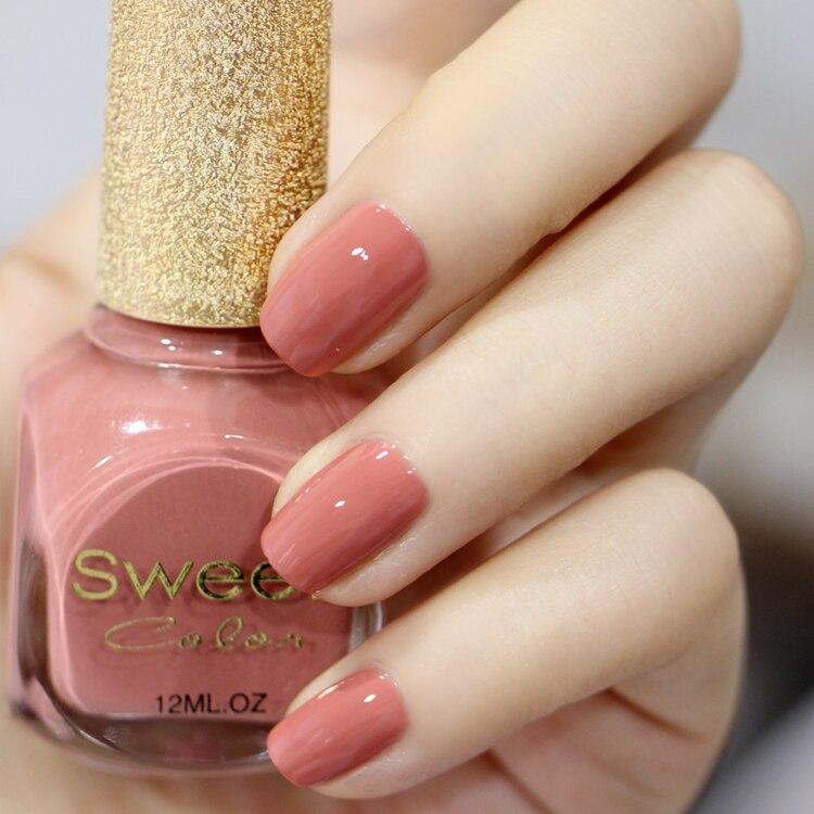 Nail Polish Nice Colors: Nail Art Color Eco Friendly Sweet Nail Polish Oil Pure