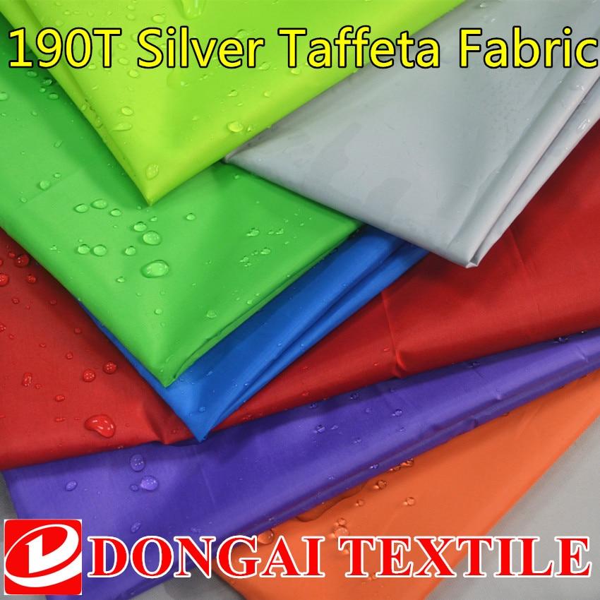 1 * 1.5m Διπλό ασημί όλες σκίαση πλένονται αδιάβροχο αντηλιακό μόνωση κουρτίνα ύφασμα πλυντήριο κάλυψη υφάσματα ευρύ 148cm