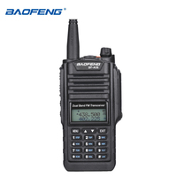 "uv 9r מקורי Baofeng BF-A58 מכשיר הקשר IP67 Waterproof Telsiz 10 ק""מ שני הדרך רדיו Hf משדר ציד רדיו Baofeng UV-9R פלוס (1)"