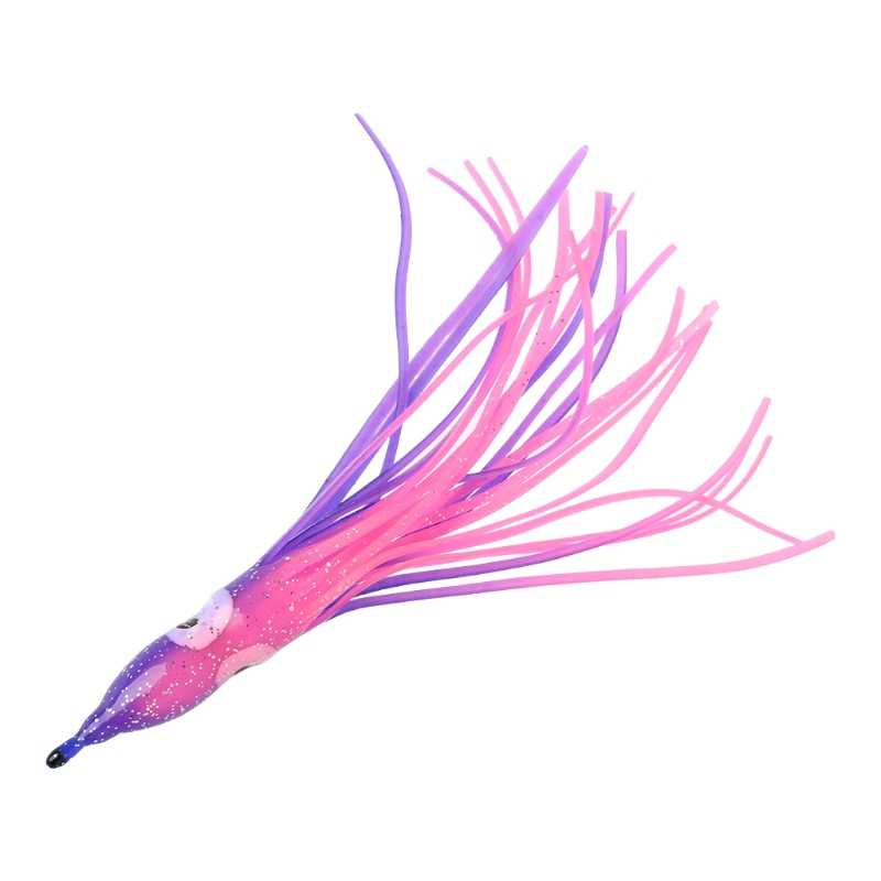 Appât de pêche leurre artificiel souple 15cm calmar pieuvre nageurs accessoires de poisson