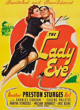 《淑女伊芙》1941年美国喜剧,犯罪,爱情电影在线观看