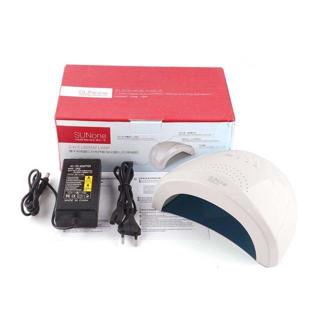 Aliexpress.com : Buy 48W Home Use Nail Dryer White Light UV Ray ...