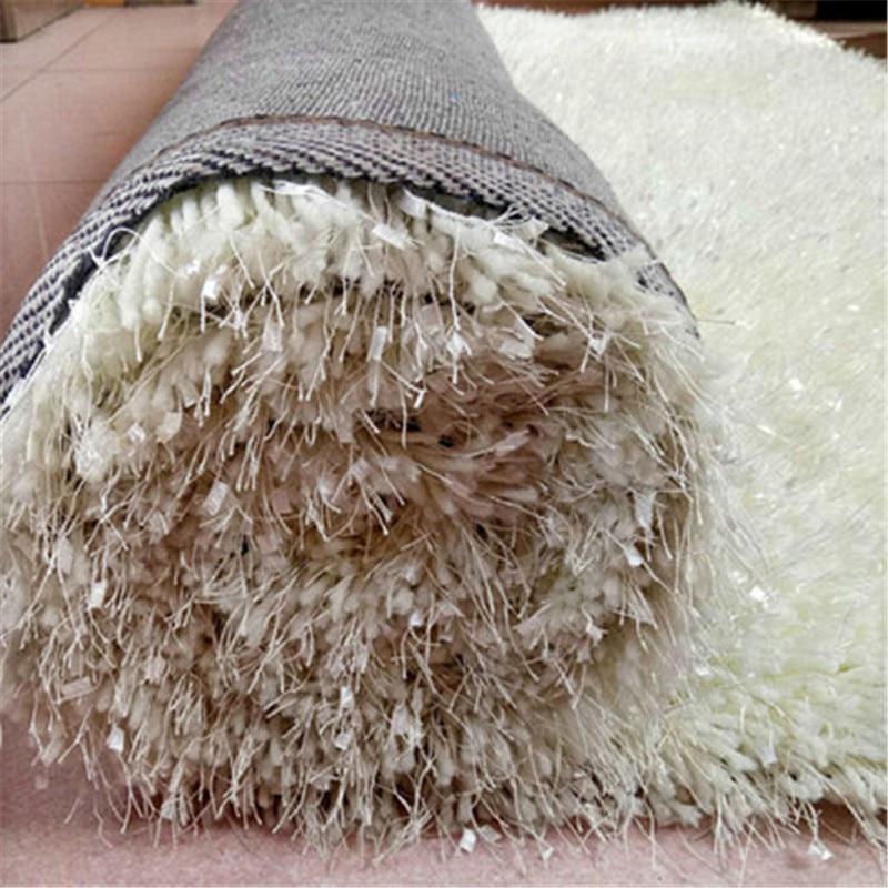 Tapis en fausse fourrure tapis pour la maison salon Tapete Para Sala De Estar tapis Center moelleux tapis enfants chambre Alfombra dortoir vente