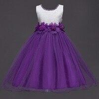 Summer New Baby Girl Dress Kids Dresses For Girls Children Clothing Sequin Sleeveless Princess Dress Girls