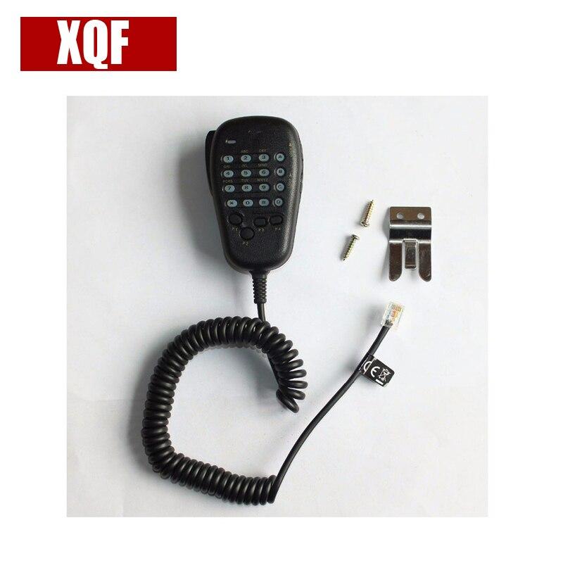 XQF Generic MH-36 MIC Speaker For Yaesu Vertex Mobile Radio FT-2600M FT-3000M