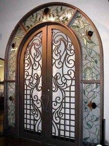 Iron Doors Phoenix  Iron Door Inserts