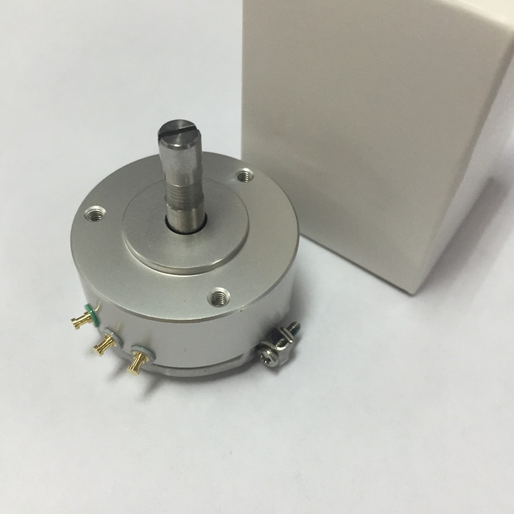 Image 2 - WDD35D4 5K WDD35D 4 0.5% 5K OHM 2W Condutive Plastic Potentiometer-in Potentiometers from Electronic Components & Supplies