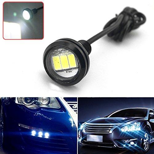 Eagle Eye Led Drl 23mm Car Led Daytime Running Light Parking Light Fog Tail Lamp Waterproof Led