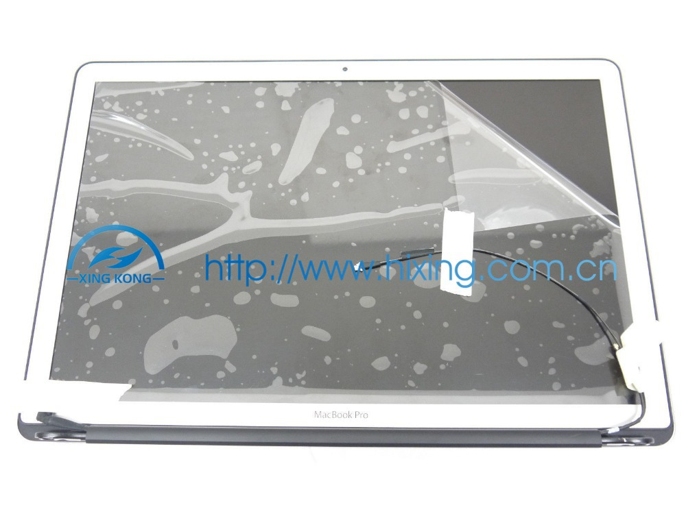 NEW Glossy LCD LED Screen Display Assembly for MacBook Pro 15 A1286 MC721 MC723 MD318 MD322 2011