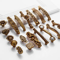 Nova Europeu De Alta Qualidade de Ouro Liga de Zinco Armários Handle/Pull Handle Knob