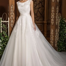 cecelle 2019 Long Wedding Dresses Sleeveless Bridal Gowns