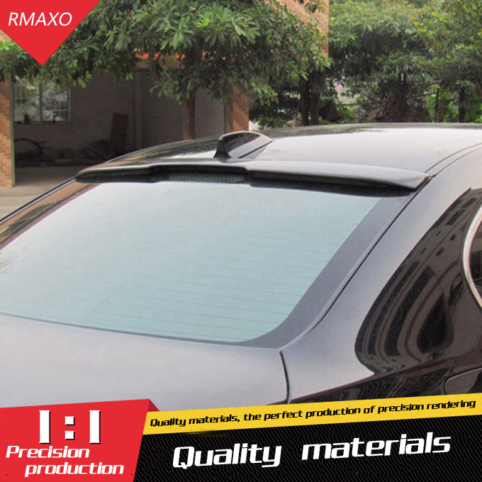 SHIP OUT TODAY PAINTED BMW E60 A TYPE SEDAN REAR ROOF SPOILER M5 520I #475