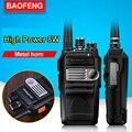 Baofeng BF-758S Профессиональный Walkie Talkie 8 Вт Высокой Мощности Портативный Двухстороннее Радио UHF 400-480 МГц Pofung Walkie Talkie PTT