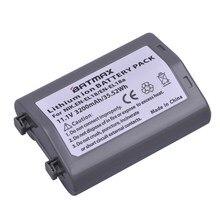 Batería de 3200mAh para cámara Nikon, EN-EL18 EN EL18 ENEL18 EN EL18, D4, D4S, D5, Nikon MB-D12, D800, D800E, 1 ud.