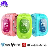 Y3 Smart Horloge Android 5.1 GPS GSM WIFI Tracker Locatie SOS Call anti-verloren Remote Monitor 2g Y3 Smartwatch telefoon Voor Kids