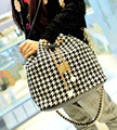 2016 Hot Coreano Moda Saco de Lona do Saco Das Mulheres Das Mulheres Sacos Do Mensageiro Bolsas de Couro Das Mulheres Mulheres Saco de Ombro F217