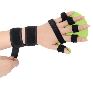 Hand Wrist Orthosis Separate Finger Flex Spasm Extension Board Splint Apoplexy Hemiplegia Right Left Men Women