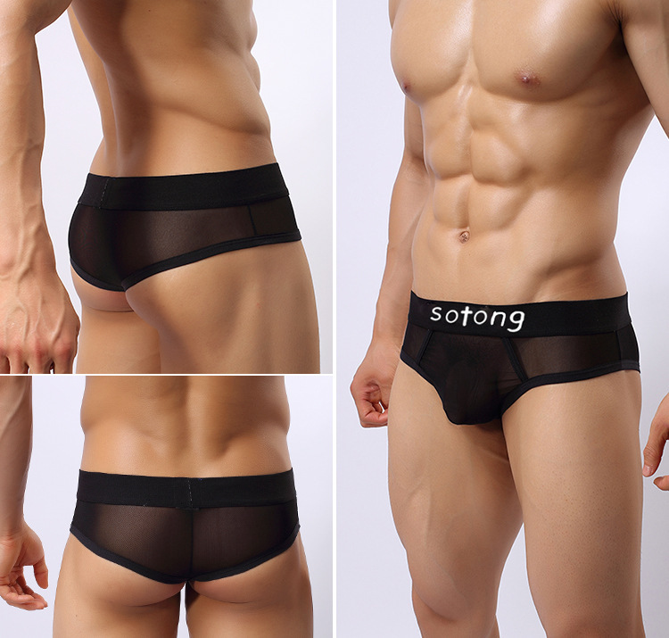 Aliexpress.com : Buy Sexy men transparent men underwear mens sexy ...
