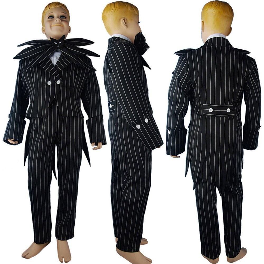 костюм джека скеллингтона на хэллоуин