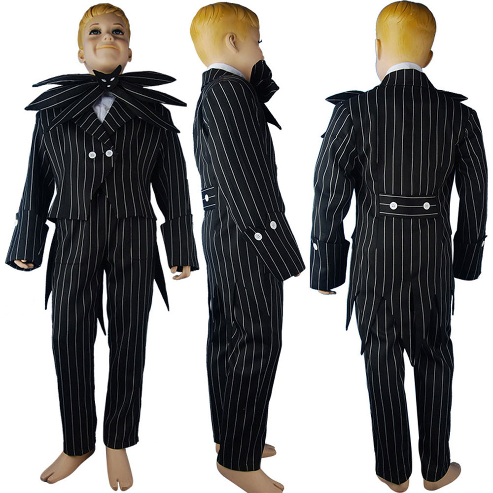 Popular Jack Skellington Costume-Buy Cheap Jack Skellington ...