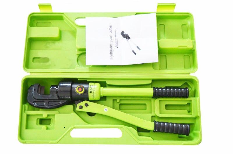 Hydraulic Steel Bolt Chain Cutter Cutting rage 20 mm Hydraulic Steel Cutting Tool
