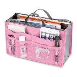 New Women's Fashion Bag in Bags Cosmetic Storage Organizer Makeup Casual Travel Handbag  LXX9
