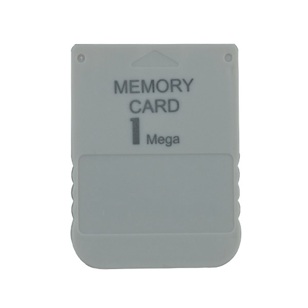 For PS1 1MB Memory Card gaming memory card Save Saver card for Playstation 1 one for Sony Performance image