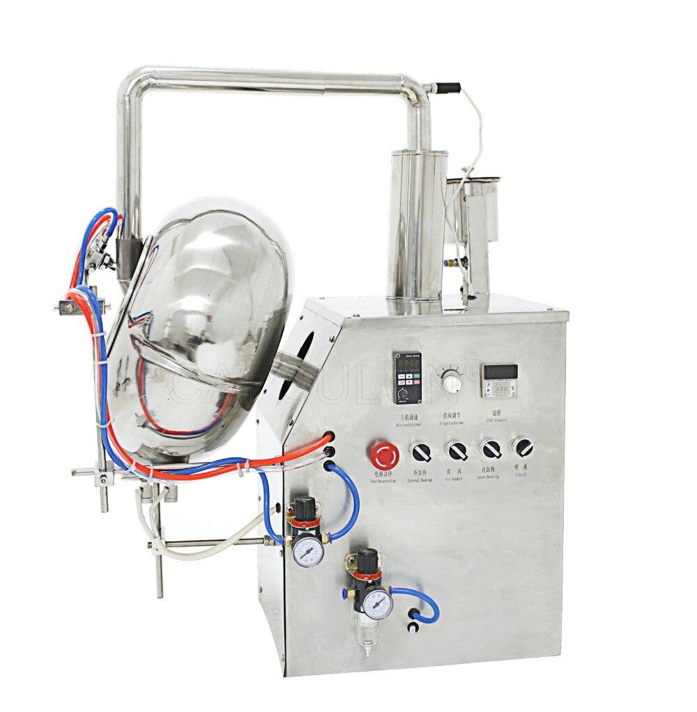 (220 V 50 Hz) Byc400 Tablet Beschichtung Maschine/pille Beschichtung Maschine/tablet Beschichtung System, Geeignet Für Die Meisten Von Beschichtung Material