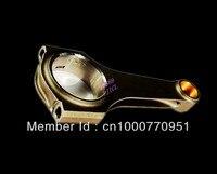 H балка conrods для RS Turbo CVH 1,6 4340 кованая сталь Спортивная производительность гонки Con стержни шатуны Бесплатная доставка 3/8''