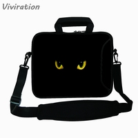Viviration Fashion Neoprene Tablet 10 Inch Messenger Handle Carry Bag Case For Samsung Galaxy Note 10