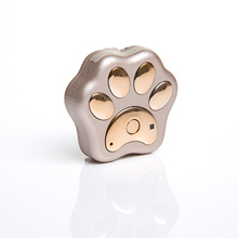 Mini Size 3G GPS Pet Tracker, Anti Dog Cat Theft GSM GPRS Phone Real Time Tracking Alarm Monitor Device Global GPS Location