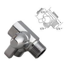 3-сторонний выход твердая латунь переключающий клапан предохранительный клапан водонепроницаемого материала; Водонепроницаемая Управление клапан запорный клапан для Насадки для душа