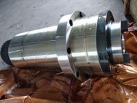 cnc Spindle belt drive pulley CNC milling machine BT50 190mm ATC petal clamp+ disc spring+drawbar machine tool spindle