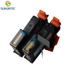 Image 1 - 2 PZ Originale C4900A C4901A 940 testina di stampa testina di stampa Per HP 8500 8000
