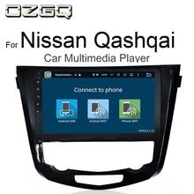 OZGQ Android 8.1 Car Player For Nissan Qashqai 2014~2018 Screen Auto GPS Navigation Bluetooth Radio TV Audio Video Music Stereo