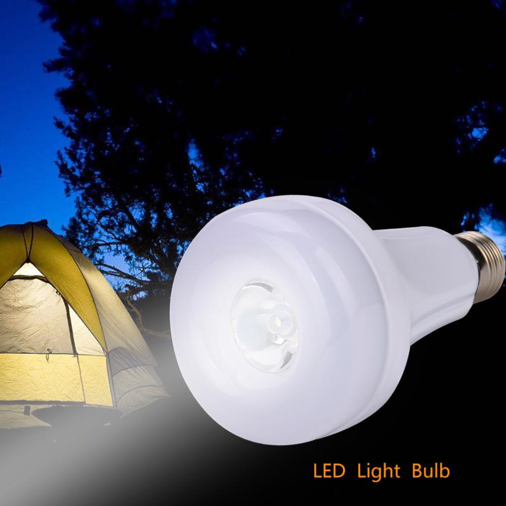 MUQGEW светодиодный E27 энергосбережения Перезаряжаемые Intelligent Light лампа мигалки Свет лампы для дома лагерь Открытый