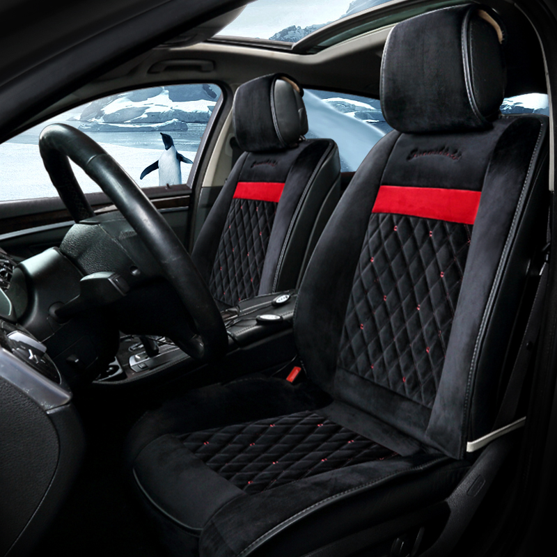 Heat car seat cover cushion pad accessories for ford escort mk1 mk4 mk6 everest explorer 2017 f150 fiesta mk4 mk6 mk7 2014