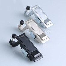 5PCS Spray Equipment Lock Metal box Button plane lock Lever lock,Air compressor High pressure boilerlocks,Industrial lock JF1336