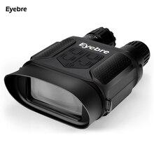 Eyebre Night Vision Binocular Telescope 400M 7X Infrared Hunting Optics Sight Binoculars with Digital HD Camera Video Recorder