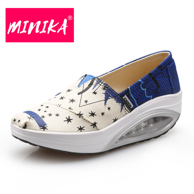 MINIKA Fashion Walking Ανθεκτικές Γυναίκες - Γυναικεία παπούτσια