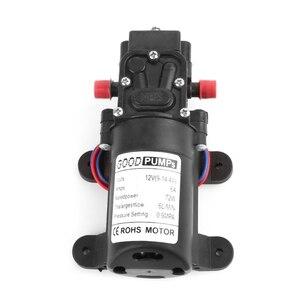 Image 1 - 12V 72W wysokiego ciśnienia mikro membranowa pompa wodna przełącznik automatyczny zarzucanie treści żołądkowej do przełyku/inteligentny typ