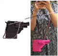 Designer 3D Pistol Gun Hard case Runway Bag Party Clutch Purse Celebrity style Multi color