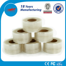 1roll* 0.5 mm * 25 mm *3 m transparent color insulation silicone tape